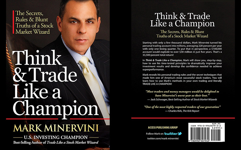 Think & Trade Like A Champion by Mark Minervini – Book Review