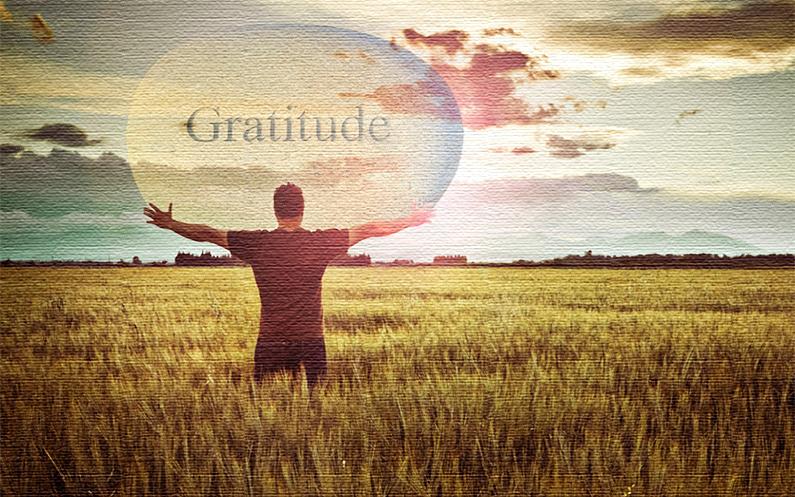 Being Grateful & Trading