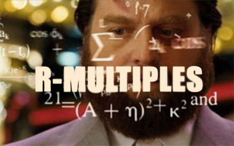 R and R-multiples